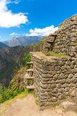 Inca Wall in Machu Picchu