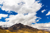 The Andes, South America