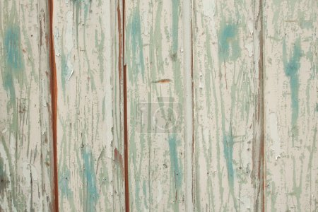 Photo for Shabby chic wooden background - Royalty Free Image