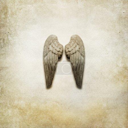 Angel Wings Background