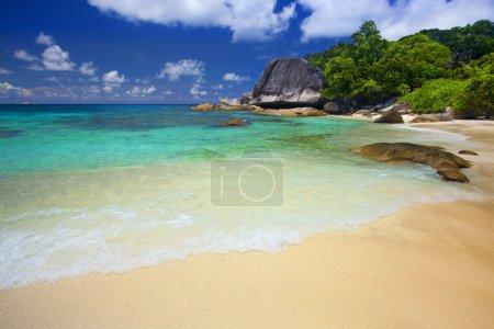 Dream Beach - Felicité Island Seychelles