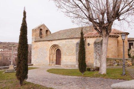 hermitage of San Segundo, Avila