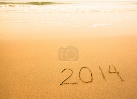 2014 - written in sand