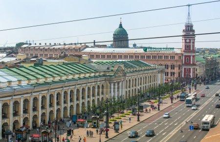 Saint Pétersbourg, Russie