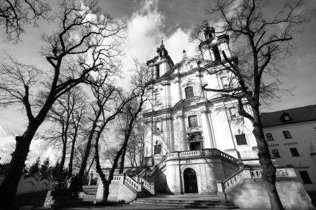 Church of St.Stanislaus Bishop in Krakow