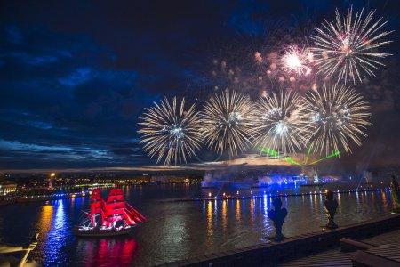 Festival Scarlet Sails in Russia