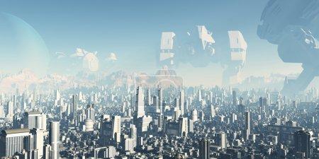 Future City - Veterans of Forgotten Wars