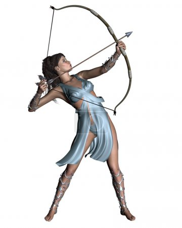 Diana (Artemis) the Huntress