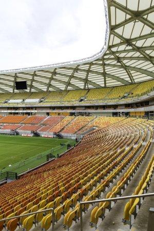 Arena Amazonas, Brazil