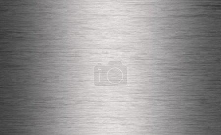 shiny brushed metal texture