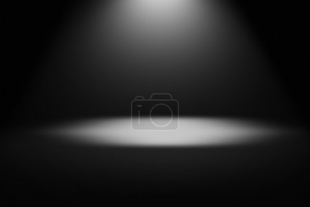 Photo pour Rayons lumineux fond noir et blanc pour une utilisation dans diverses applications et produits de conception - image libre de droit
