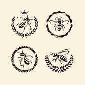 Set včela