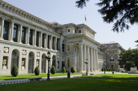 Prado Museum. Madrid. Spain.