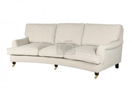 Photo for White Sofa - Royalty Free Image