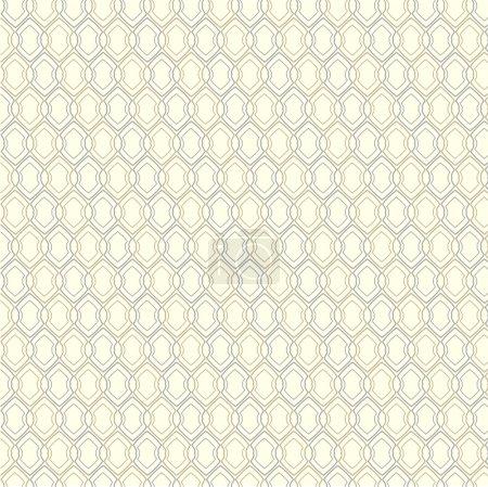 Illustration pour Abstrait sans couture deux tons fond de motif - image libre de droit
