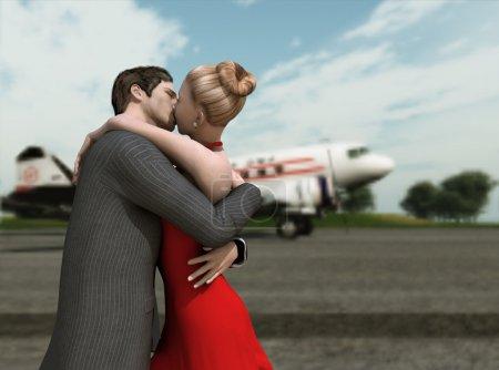 baiser classique