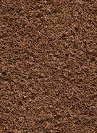 Photo pour Texture de saleté de sol avec un peu de grain fin en elle - image libre de droit