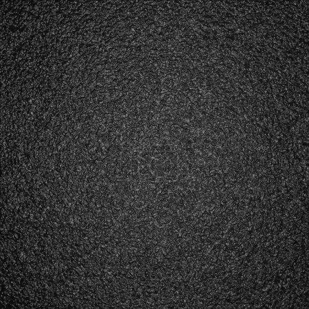 Photo pour Texture de fond d'asphalte avec du grain fin dedans - image libre de droit