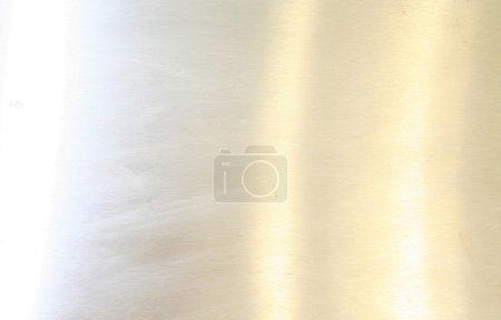 Photo pour Panneaux métalliques en différents matériaux avec du grain fin dedans - image libre de droit