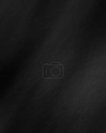 Photo pour Texture de fond noire aux lignes lisses et aux reflets doux - image libre de droit