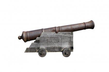 Artillery...