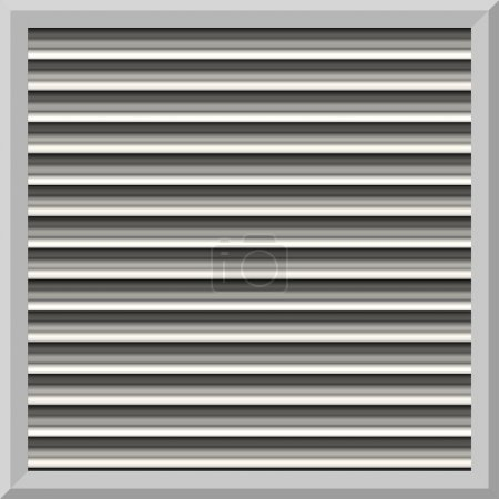 AC Wall Vent seamless texture