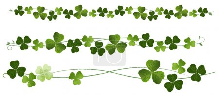 Clovers Dividers