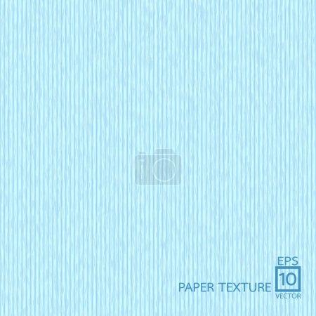 Illustration pour Papier texture fond, EPS10, Ne pas utiliser la transparence . - image libre de droit