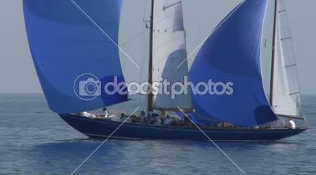 Old sail close up 07