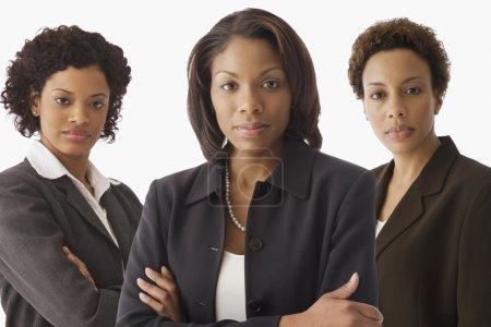 Portrait of multi-ethnic businesswomen