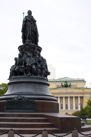 Monument to Empress Catherine the