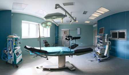 Photo pour Salle d'opération dans un hôpital - image libre de droit