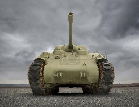 General Sherman Tank