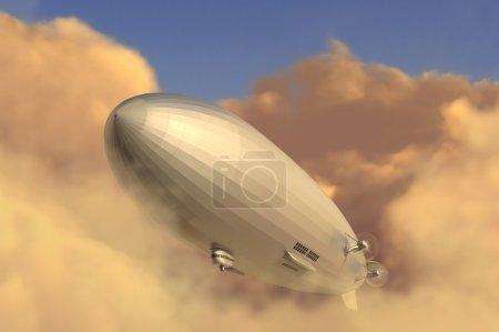 Zeppelin Horizontal