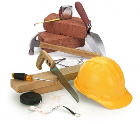 tools and construction materials