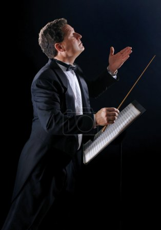 The Music Conductor
