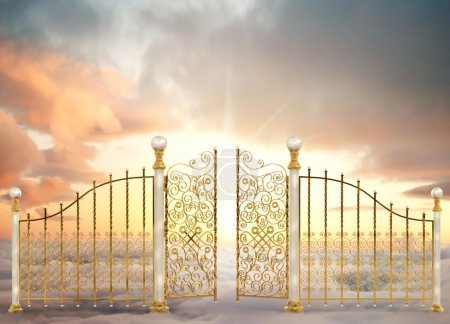 Pearly Gates Landscape