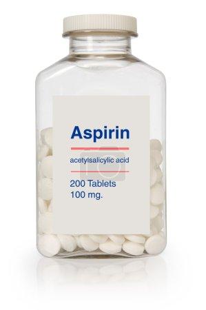Aspirin Bottle