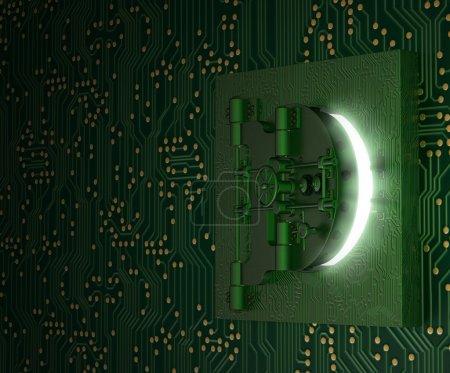Cyber Security Leak