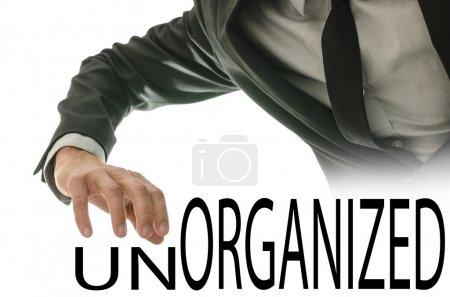 Unorganized versus Organized