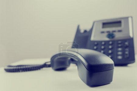 combiné téléphonique