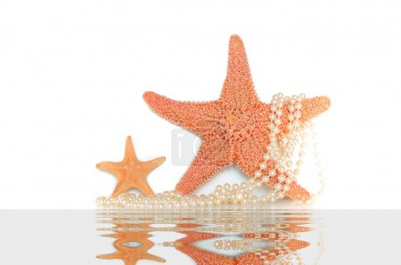 Starfish and pearls