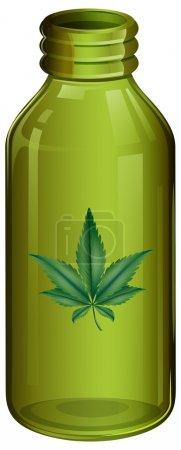 A marijuana