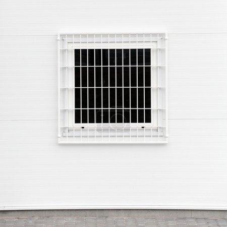 Photo pour La fenêtre de la prison. - image libre de droit