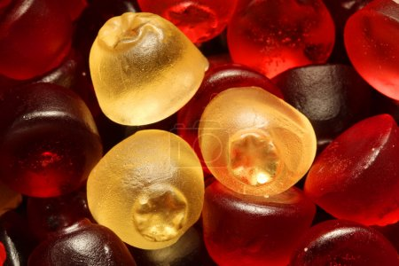 Gummi sweets