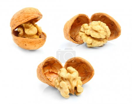 Three walnuts core