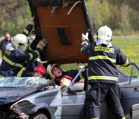 Accident and rescue