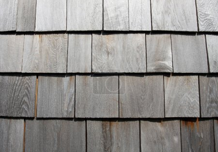 Wood shingle
