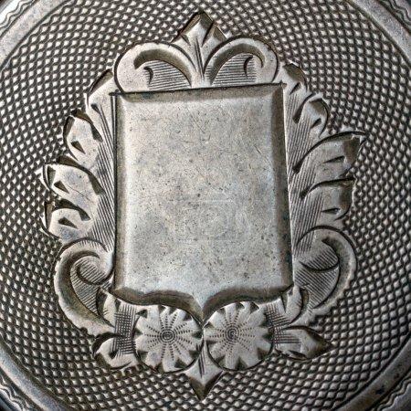 Photo pour Ornement antique de la montre de poche ancienne - image libre de droit