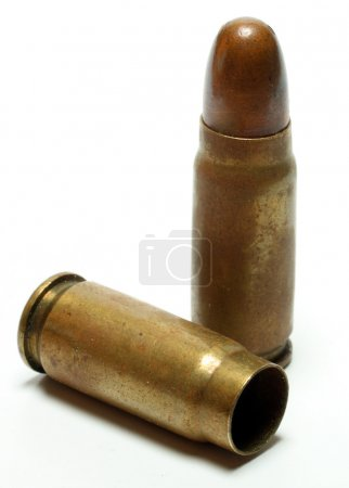 High Contrast edgy bullets 7,62mm caliber